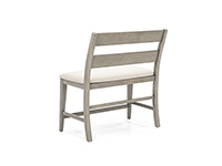 Hillcrest II Counter Height Bench