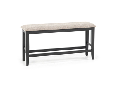 Ashbrook Counter Bench - Black