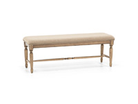 Bennett Upholstered Seat Bench