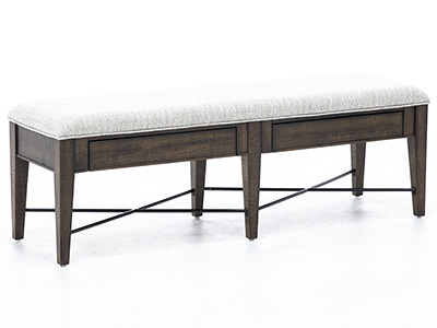 Bay Creek Storage Bench