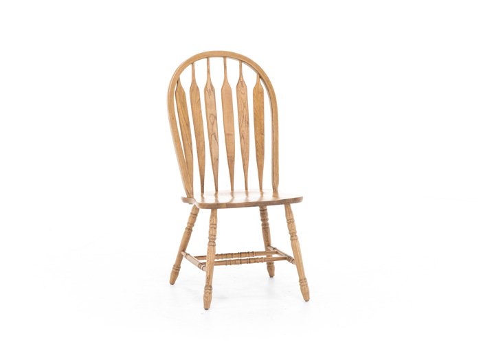 Trestle Arrowback Side Chair
