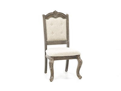 Park Avenue Upholstered Side Chair