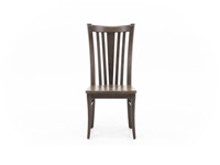 Custom Dine Slatback Side Chair