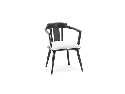 Spaces Dalton Barrel Back Side Chair