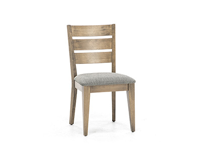 Canadel Ladderback Upholstered Chair