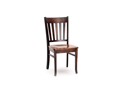 Riley Solid Maple Side Chair