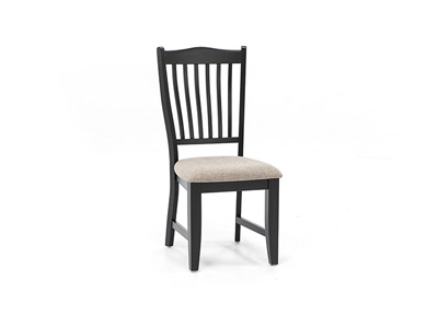 Ashbrook Side Chair - Black