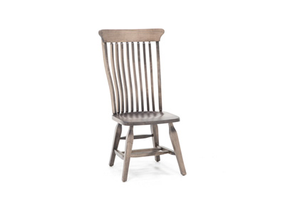 Old Country Side Chair