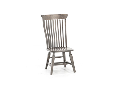 Stone Oak Old Country Side Chair