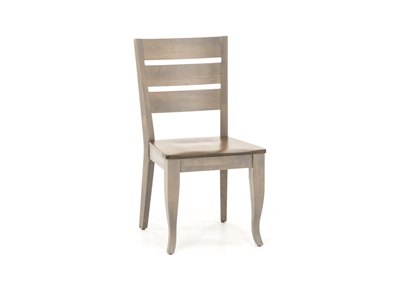 Gourmet Ladderback Side Chair