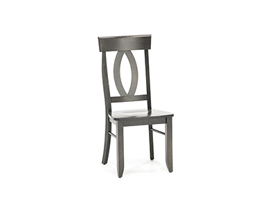 Wood Side Chair 0100