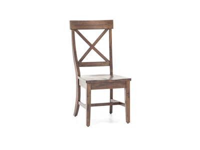Tuscany X-Back Side Chair