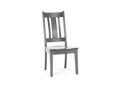 Ellie Wood Seat Side Chair