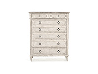 VERONA 6 DRAWER TALL CHEST