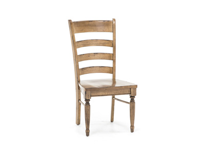 Bennett Wood Seat Side Chair