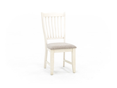Ashbrook Side Chair - White