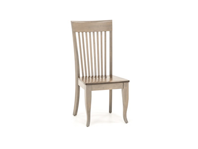 Gourmet Slatback Side Chair