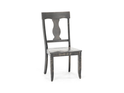 CDine Wood Seat Side Chair
