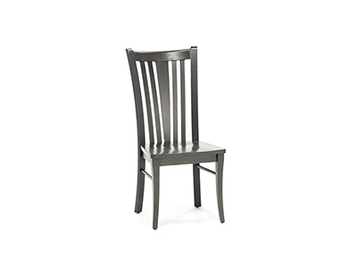 Wood Seat Side Chair 0351