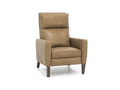 Miley Leather Manual Recliner