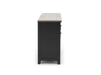 Ashbrook Sideboard - Black