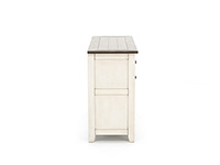 Ashbrook Sideboard - White