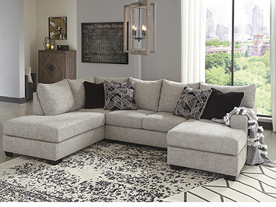 Matrix 2 Pc. Sectional