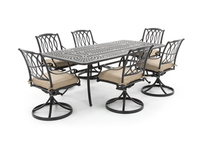 Mayfair 7-pc. Dining Patio Set