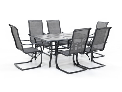 Wescott 7-pc. Patio Dining Set