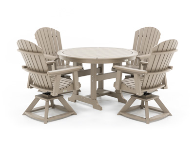 Laguna 5-pc. Patio Dining Set