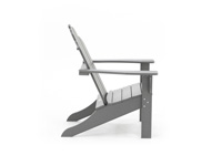 Yarmouth Dark Gray Adirondack Chair