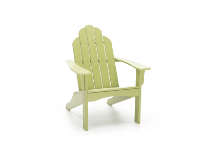 Yarmouth Lime Adirondack Patio Chair