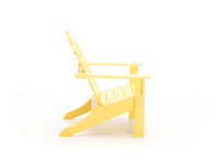 Yarmouth Yellow Adirondack Chair