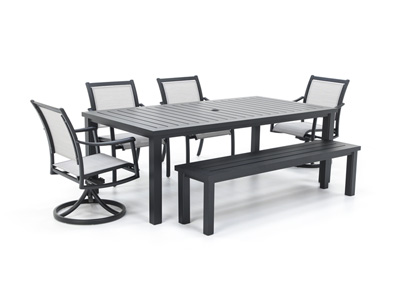 Sherwood 6-pc. Patio Dining Set