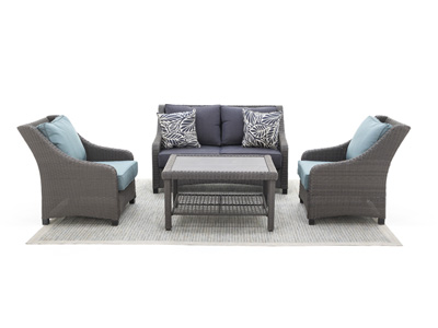 Lake House 4-pc. Sofa Set
