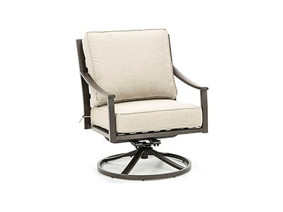 Summit Swivel Club Chair