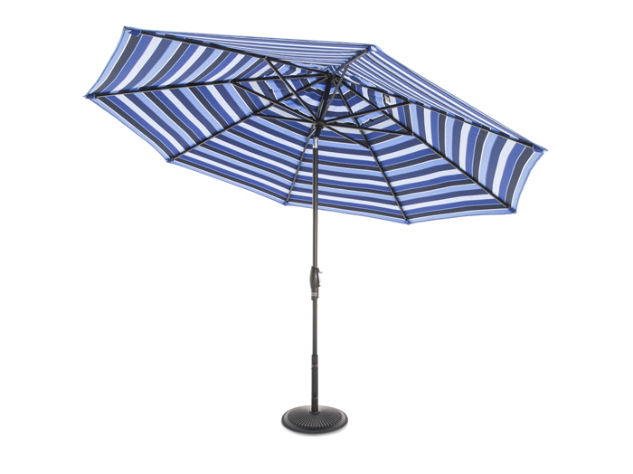 Milano Cobalt 2-pc. 11' Patio Umbrella