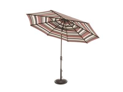 Stripe 2-pc. 9' Patio Umbrella
