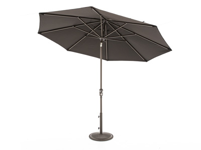 Walnut 2-pc. 9' Patio Umbrella