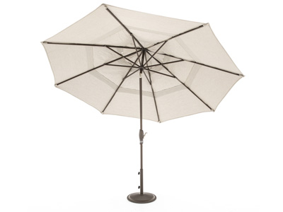 Ash 2-pc. 11' Patio Umbrella