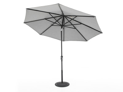 Cast Slate 2-pc. 9' Patio Umbrella