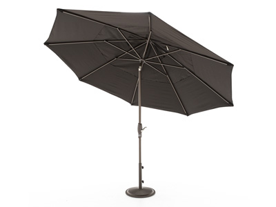 Walnut 2-pc. 11' Patio Umbrella
