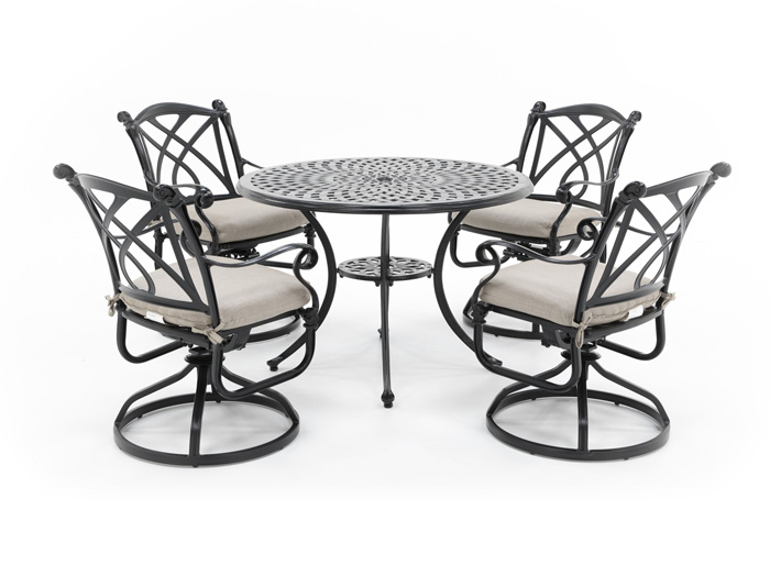 Cassidy 5 Pc. Patio Set