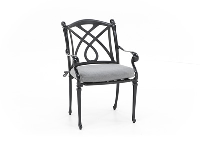 Cassidy Stationary Patio Dining Chair