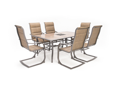 Westcott 7-pc. Patio Dining Set