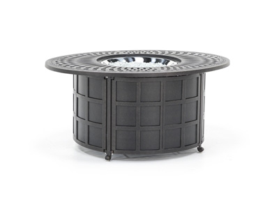 Mayfair Oval Fire Pit Table