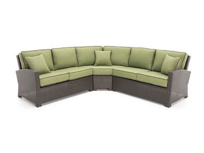Cabo Cilantro 3-pc. Patio Sectional