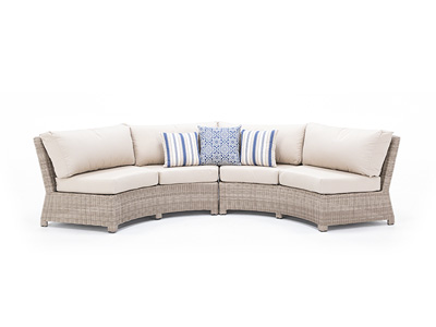 Bainbridge 2 PC Contour Sectional