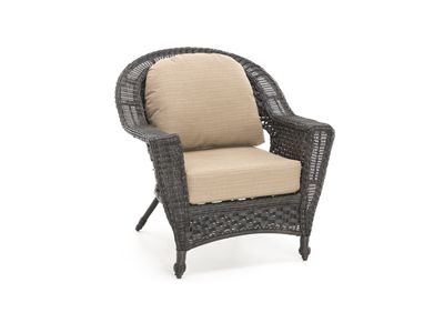 Georgetown Latte Wicker Chair