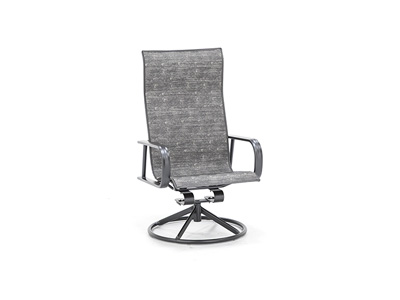 Kashton Swivel Rocker Sling Chair